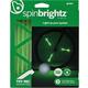 Spin Sport Brightz Bike Lights - Green