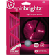 Spin Sport Brightz Bike Lights - Pink