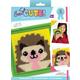 Sew Cute Needlepoint Hedgehog
