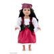 Pirate Doll Dress