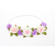 Spring Blossom Flower Headband