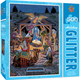 Holy Night Glitter Puzzle (500 pieces)