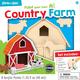 Paint Your Own Country Farm Premium Paint Kit