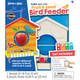 Paint Your Own Fruit & Seed Bird Feeder Classic Wood Paint Kit