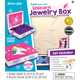 Paint Your Own Unicorn Jewelry Box Classic Wood Paint Kit