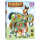Pony Playtime Shaped Puzzle (100 pieces)