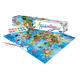Aquarellum Poster - World Map
