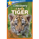 I am a Tiger (Discovery Leveled Readers Level 1)