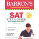 Barron's SAT Study Guide with 5 Practice Tests