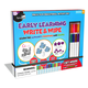 Early Learning Write & Wipe Activity Kit
