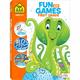 Fun & Games First Grade Workbook