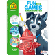 Fun & Games Kindergarten Workbook