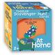 At Home Toddler Scavenger Hunt Cards