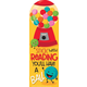 Bubble Gum Scented Bookmark