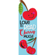 Cherry Scented Bookmark