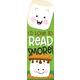 Mashmallow Scented Bookmark