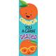 Orange Scented Bookmark