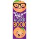 Peach Scented Bookmark