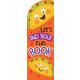 Taco Scented Bookmark