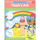 Watch Me Read and Draw: Noah's Ark Step-by-Step Drawing & Story Book