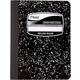 Mead Black Marble Composition Book-1 Subject