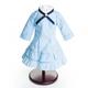 Blue Checkered Dress