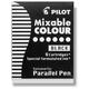 Parallel Pen Ink Refill - Black (6 pack)