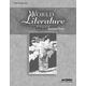World Literature Student Quiz and Test Book