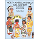 North American Indian Boy and Girl Paper Doll