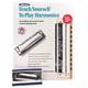 Teach Yourself to Play Harmonica Book, CD and Harmonica Set