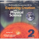 Exploring Creation w/ Physical Sci Comp CDROM