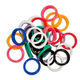 Spiral Round Plastic Fasteners 30 Med-Large (11/16