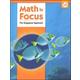 Math in Focus Grade 1 Student Book A