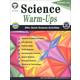 Science Warm-Ups: Grades 5-8