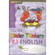 Kinder Thinkers English K1 Term 2 Coursebook