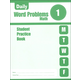 Daily Word Problems Grade 1 - Individual Student Workbook