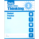Daily Higher-Order Thinking Grade 3 - Individual Student Workbook