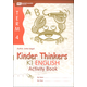 Kinder Thinkers English K1 Term 4 Activity Book