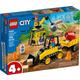 LEGO City Great Construction Bulldozer (60252)