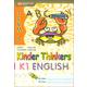 Kinder Thinkers English K1 Term 4 Coursebook