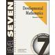 Developmental Math Level 7 Instruction Guide