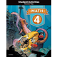 Math 4 Student Activities Answer Key 4th Edition
