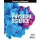 Physical Science Teacher Lab Manual 6th Edition