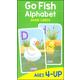 Go Fish Card Game (Upper & Lower case alpha)
