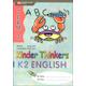 Kinder Thinkers English K2 Term 3 Coursebook