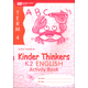 Kinder Thinkers English K2 Term 4 Activity Book