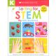 Kindergarten Big Skills Workbook: Sorting for Stem