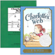 Charlotte's Web Novel-Ties Study Guide & Book Set