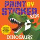 Paint By Sticker Kids: Dinosaur