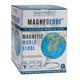 Blue Ocean Metal MagneGlobe 9